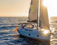 Reise Luxus Privat Segel Boot
